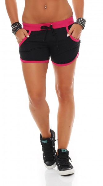 Gennadi Hoppe Damen Hotpants Fitness Shorts